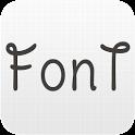 Neat Font FlipFont® Free icon