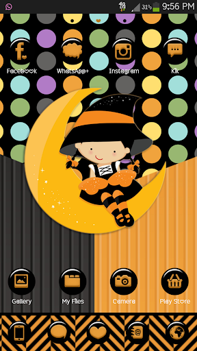 Trick Or Treat Go Launcher