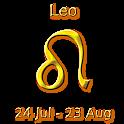 Leo Zodiac Sign icon
