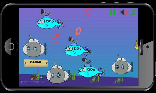Submarine Defense