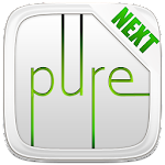 Pure Next Launcher 3D Theme