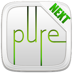 Pure Next Launcher 3D Theme for Android