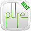 Pure Next Launcher 3D Theme 1.3 APK for Android