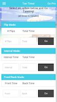 Screenshot of Go Tanning Tan Timer UV Index