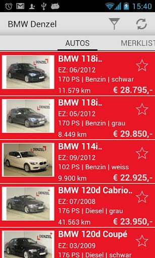 BMW Denzel