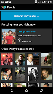 Party with a Local - tonight - screenshot thumbnail
