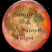 Sunrise & sunset widget