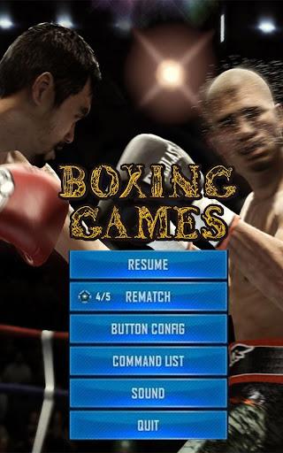 免費拳擊遊戲