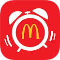 McDonald's® Surprise Alarm icon