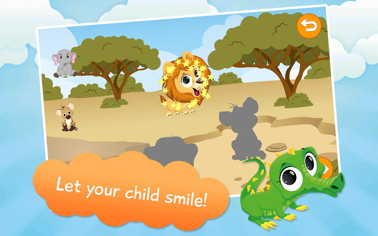 Uncategorized Free Animal Puzzles free animals puzzles for kids android apps on google play screenshot