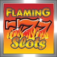 Flaming 7's Slot Machine