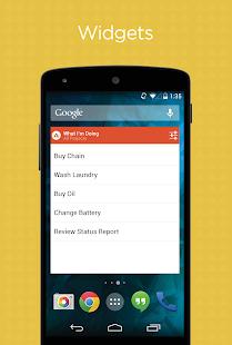 Agile Tasks Screenshot
