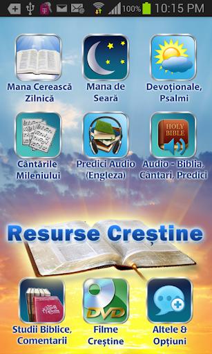 Resurse Crestine-Video Audio