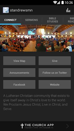 【免費教育App】St. Andrew's Lutheran Church-APP點子