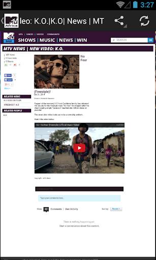 MTV Africa