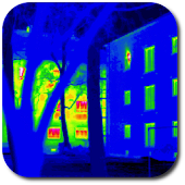 Thermal Vision Camera Effect