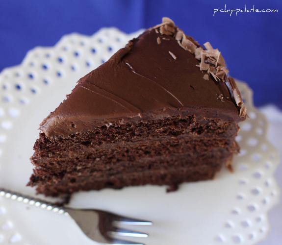 Ice Cream Sundae 4 Layer Chocolate Cake Recipe