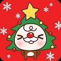 베이비샤워 크리스마스 카카오톡 테마