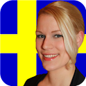 Talk Swedish (Free) logo