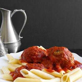 Italian Meatballs in the Crock Pot