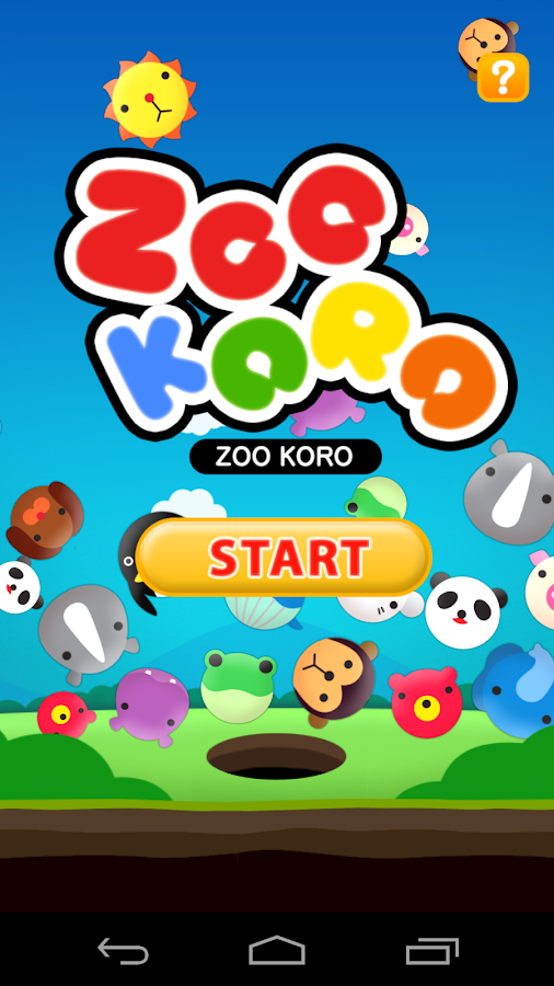ZOO KOROKORO- screenshot