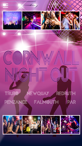 【免費商業App】Cornwall Night Out-APP點子