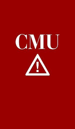 CMU Alert