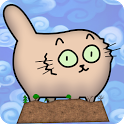 Kitty Rocks! Jumping cat game icon