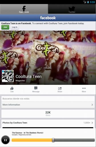 Cooltura Teen