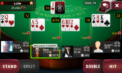 BlackJack 21 Live - Casino - screenshot thumbnail