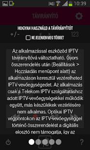 Távirányító - screenshot thumbnail