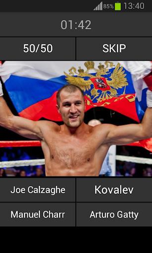 玩體育競技App|猜猜拳擊手免費|APP試玩