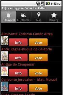 Fallas 2015 Valencia Vote NOW- screenshot thumbnail