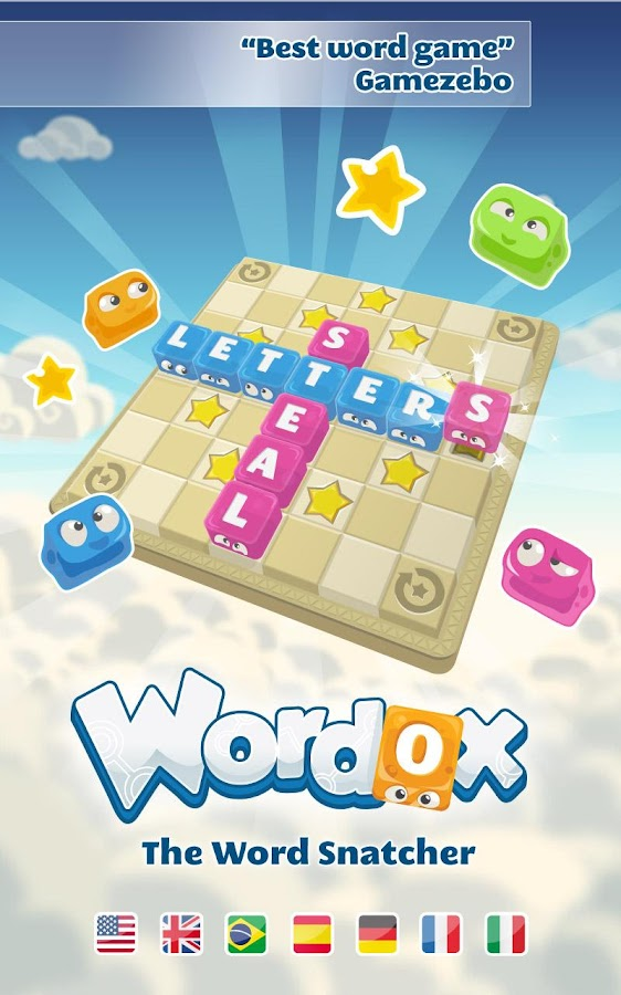 Wordox Deluxe - screenshot