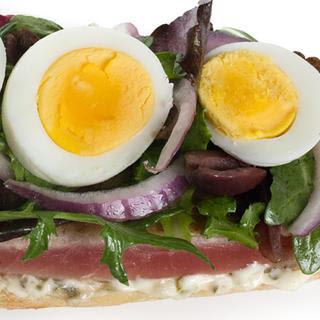 Salade Niçoise Sandwich Recipe