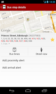 My Bus Edinburgh - Official - screenshot thumbnail
