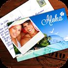 Foto Postkarte icon