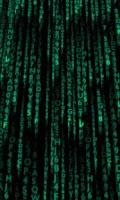 Screenshot of Matrix Free live wallpaper