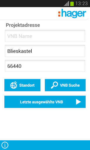 ZPlan.mobile Zählerplatz Hager
