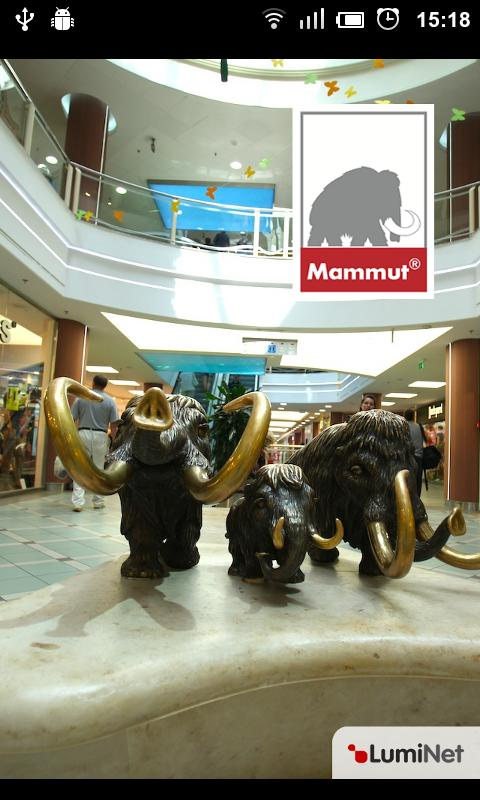 Mammut - screenshot