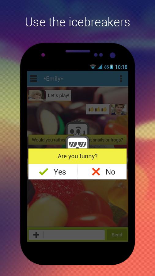 Talk.io - Chat & Meet People- screenshot