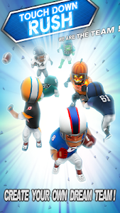 TouchDown Rush : Football Run v1.3.1