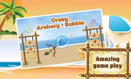 Crazy Archery : Bubble