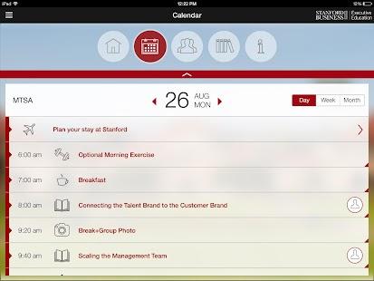 Stanford ExEd - screenshot thumbnail