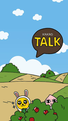 Hide and Seek-KakaoTalk Theme