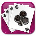 Hot Hand: 4 Card Poker icon