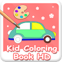 Kid Coloring HD logo