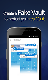 Vault-Hide SMS, Pics & Videos - screenshot thumbnail