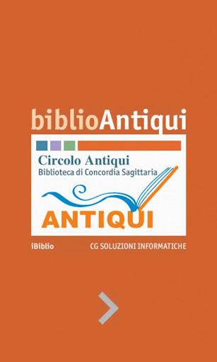 biblioAntiqui
