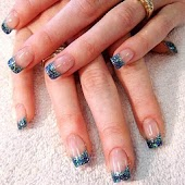 Beauty Gel Nail Design